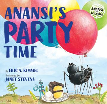 Anansi's Party Time - Book  of the Anansi
