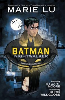 Batman: Nightwalker (The Graphic Novel) 1401280048 Book Cover