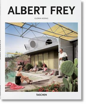 Hardcover Albert Frey Book