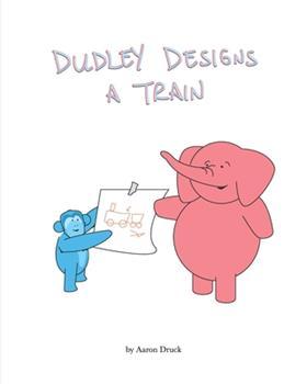 Paperback Dudley designs a train Book