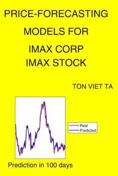 Paperback Price-Forecasting Models for Imax Corp IMAX Stock Book
