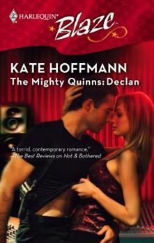Mass Market Paperback The Mighty Quinns: Declan Book