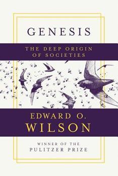 Genesis: On the Deep Origin of Societies 1631496670 Book Cover