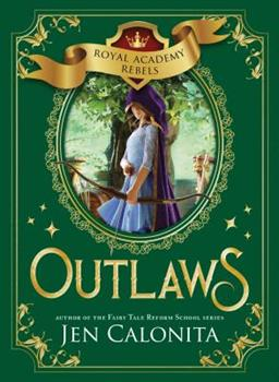 Outlaws 1492651311 Book Cover