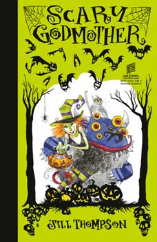 Scary Godmother Omnibus 1506716202 Book Cover