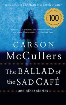 The Ballad of the Sad Café 055335423X Book Cover