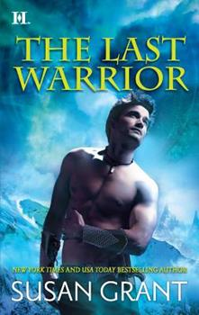 The Last Warrior 0373775423 Book Cover