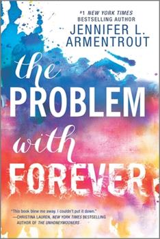 Paperback The Problem with Forever Book