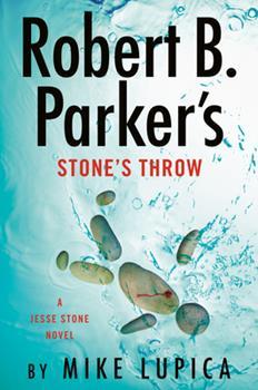 Hardcover Robert B. Parker's Stone's Throw Book
