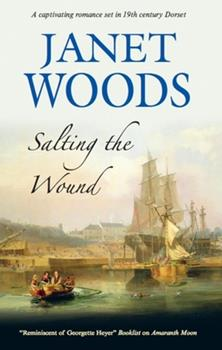 Hardcover Salting the Wound Book