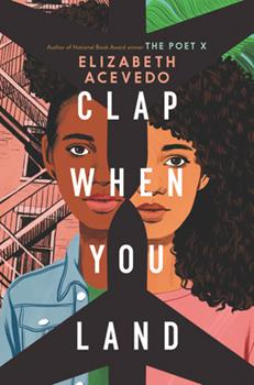 Hardcover Clap When You Land Book