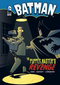 The Puppet Master's Revenge - Book  of the DC Super Heroes: Batman