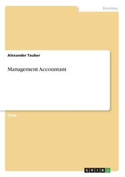 Paperback Management Accountant Book
