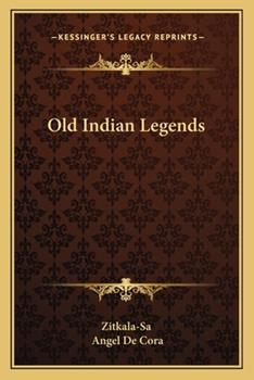 Paperback Old Indian Legends Book