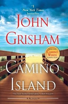Paperback Camino Island Book