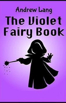 Paperback The Violet Fairy Book Illustrated Book
