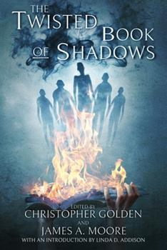Paperback The Twisted Book Of Shadows Book