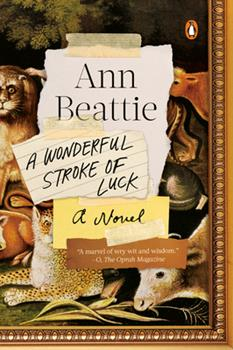 A Wonderful Stroke of Luck 0525557342 Book Cover