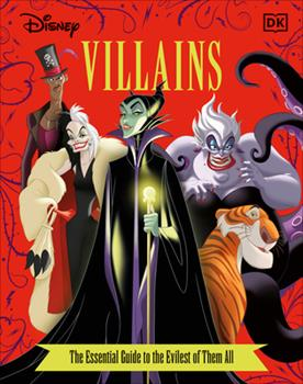 Hardcover Disney Villains the Essential Guide, New Edition Book