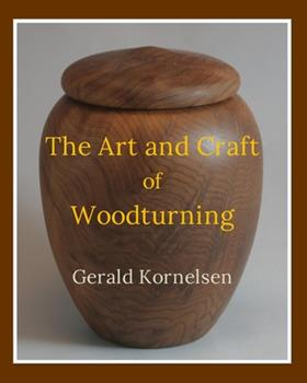 Paperback The Art and Craft of Woodturning Book