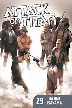 Paperback Attack on Titan 29 Book