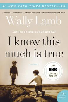 Paperback I Know This Much Is True Book