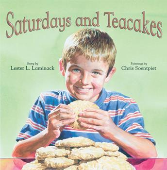 Hardcover Saturdays and Teacakes Book