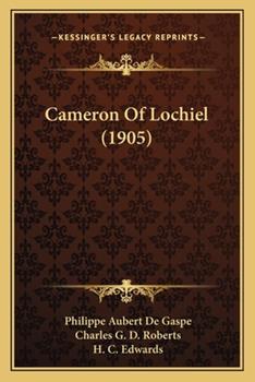Paperback Cameron of Lochiel Book