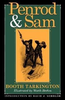 Paperback Penrod and Sam Book