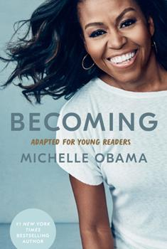 Hardcover Becoming: Adapted for Young Readers Book