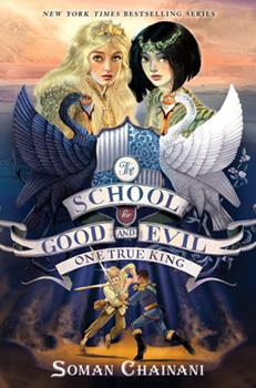 Hardcover The School for Good and Evil #6: One True King Book