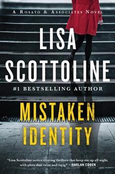 Mistaken Identity 0062104578 Book Cover