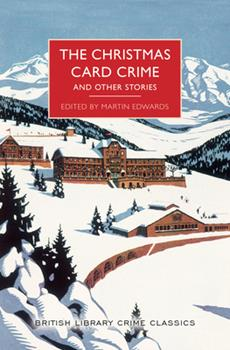 The Christmas Card Crime and Other Stories 1464210918 Book Cover