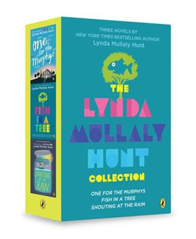 Lynda Mullaly Hunt Collection 0593325885 Book Cover