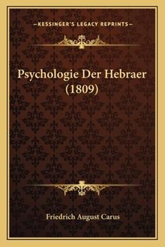 Paperback Psychologie der Hebraer Book