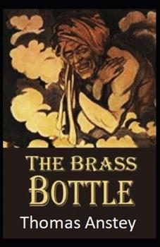Paperback The Brass Bottle Illustrated Book
