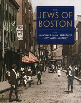 Paperback The Jews of Boston Book