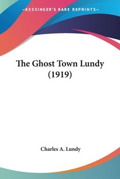 Paperback The Ghost Town Lundy Book