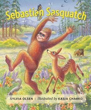 Sebastian Sasquatch 1550391976 Book Cover