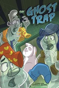 Library Binding The Ghost Trap Book