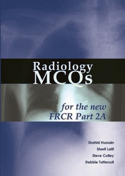 Paperback Radiology McQs for the New Frcr Part 2a Book