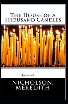 Paperback The House of a Thousand Candles Illustrated Book