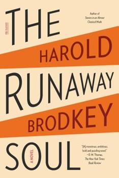 The Runaway Soul 0374252866 Book Cover