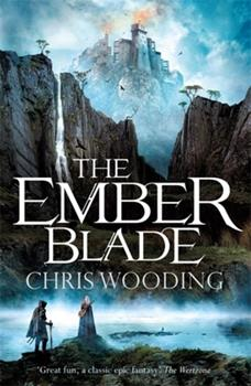 The Ember Blade 1473214866 Book Cover