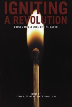 Paperback Igniting a Revolution : Voices in Defense of the Earth Book