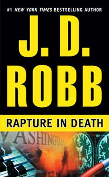 Rapture in Death 0425155188 Book Cover