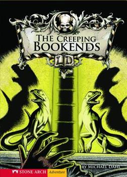 The Creeping Bookends (Zone Books; Library of Doom) - Book  of the Library of Doom