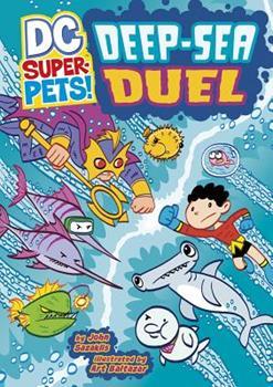 Deep-sea Duel - Book  of the DC Super-Pets