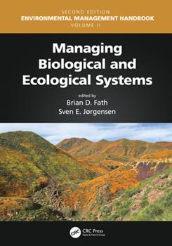 Hardcover Managing Biological and Ecological Systems Book