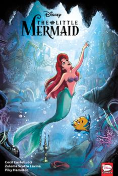 Disney the Little Mermaid 1506715729 Book Cover